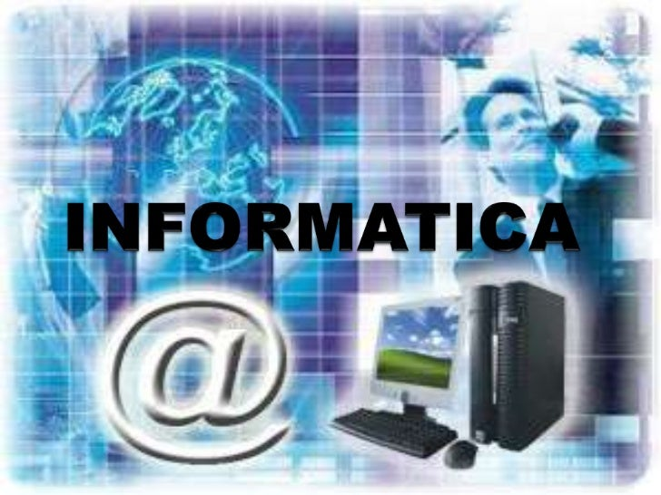 estudio de informatica:
