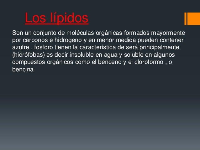 Diapositiva de los lipidos