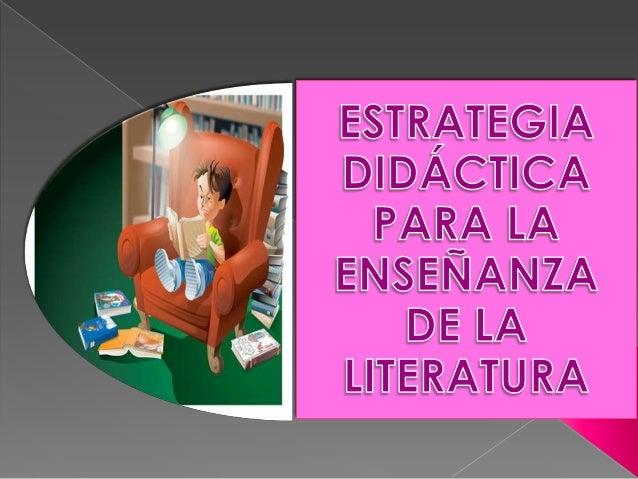 Diapositiva propuesta didactica