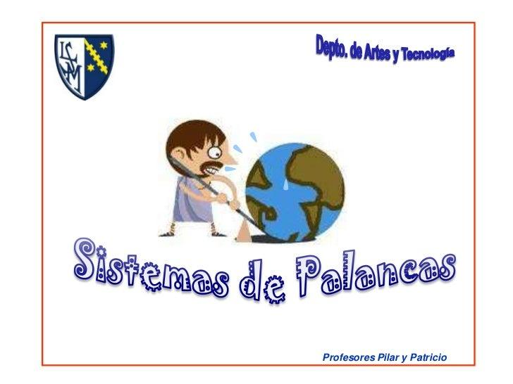 Profesores Pilar y Patricio