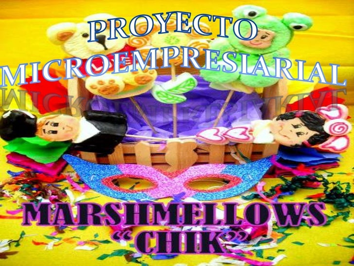 Proyecto Microempresarial