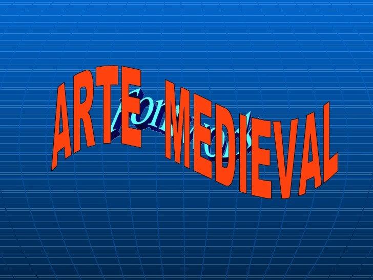 Fontwork  ARTE  MEDIEVAL
