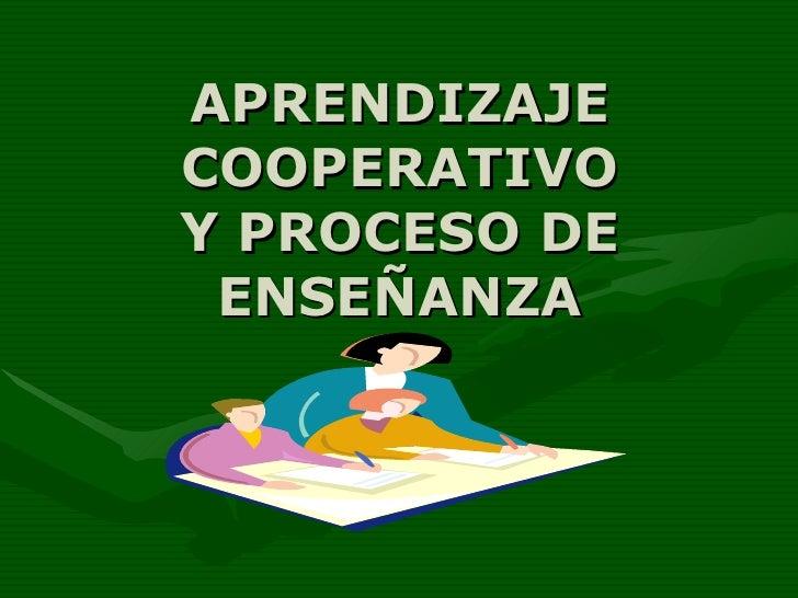 Diapositivas aprendizaje cooperativo(2)