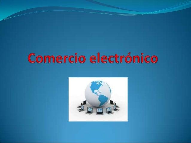 """•""""Es el uso de las tecnologías computacional y de telecomunicaciones que se      realiza entre empresas o bien entre vende..."""