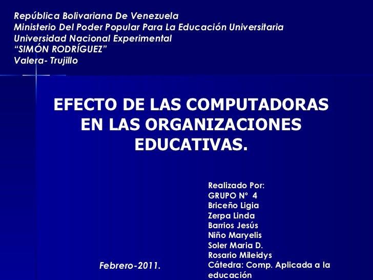 Diapositivas de computación aplicada.