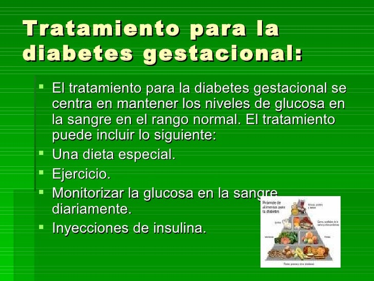 Diabetes gestacional - Productos para la carcoma ...