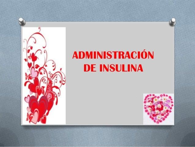 Armario Limpieza ~ Diapositivas de insulina sy