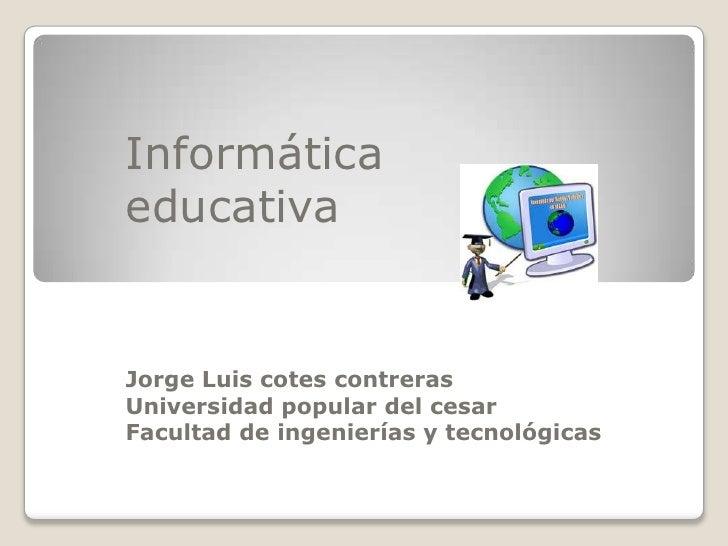 Diapositivas de las tic