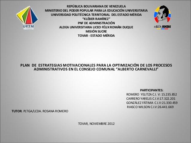 Diapositivas del proyecto
