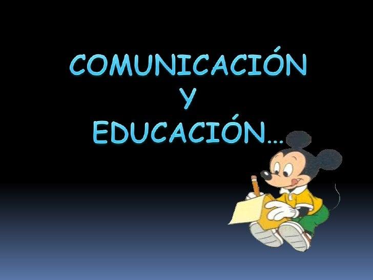 Nos podemos comunicar con una sola                 persona o   con varias frente a frente o por              intermedio de...
