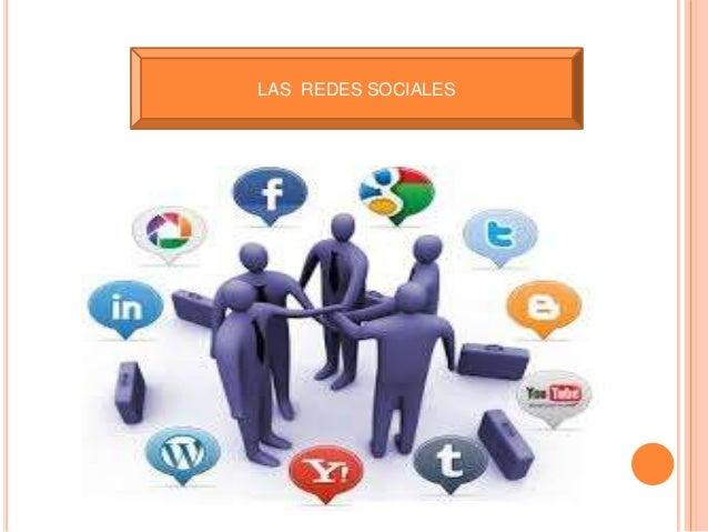 Diapositivas de redes sociales