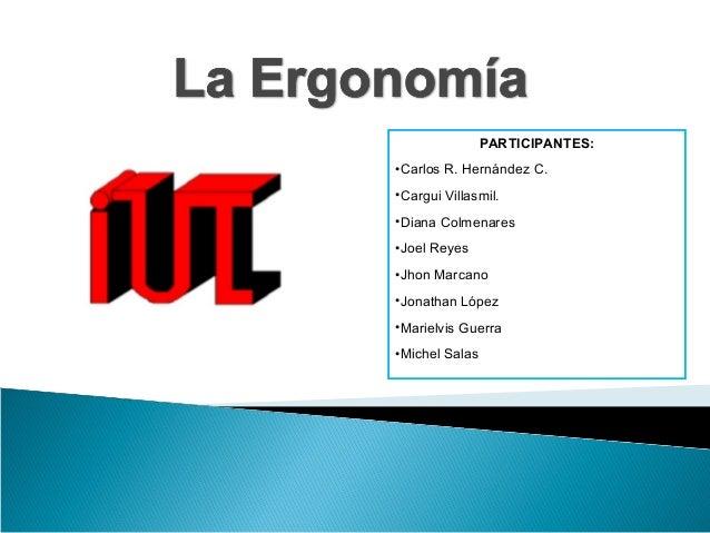 PARTICIPANTES: •Carlos R. Hernández C. •Cargui Villasmil. •Diana Colmenares •Joel Reyes •Jhon Marcano •Jonathan López •Mar...