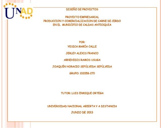 Diapositivas diseño de proyectos. presentacion final.