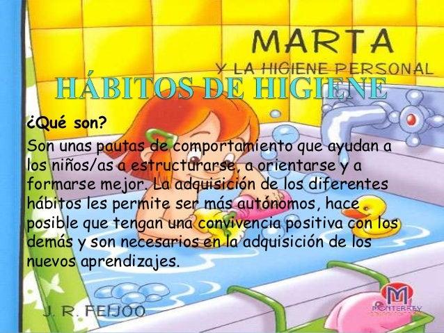 Habitos De Higiene Personal