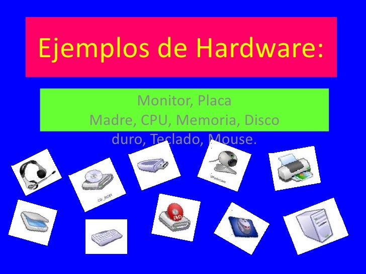 3 ejemplos de hardware yahoo dating 2