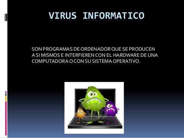 Diapositivas informatica