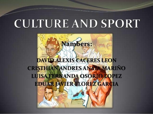 Nambers:   DAVID ALEXIS CACERES LEONCRISTHIAN ANDRES ANAYA MARIÑO LUISA FERNANDA OSORIO LOPEZ  EDUAR JAVIER FLOREZ GARCIA