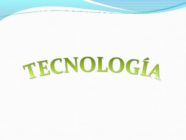 La tecnología nace para satisfacer la necesidad de hacer fácil los procesos diarios del ser humano, donde transforma su en...