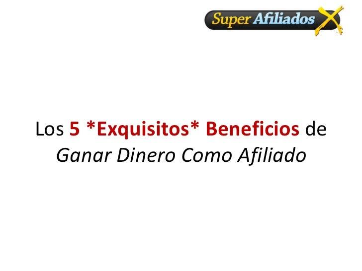 Hacer Dinero Online