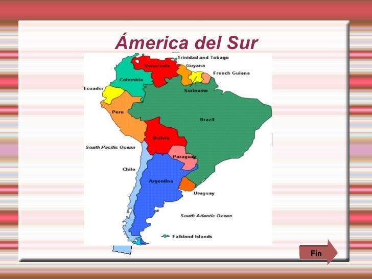 Ámerica del Sur