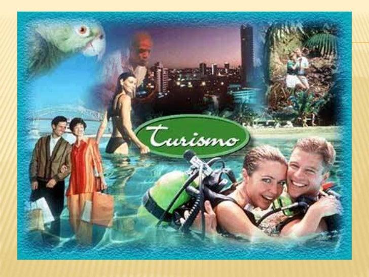 Diapositivas turismo clasificación