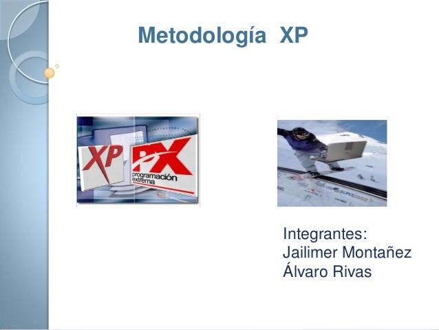 Diapositivas xp