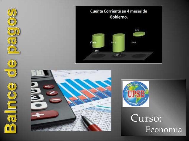 Curso: Economia