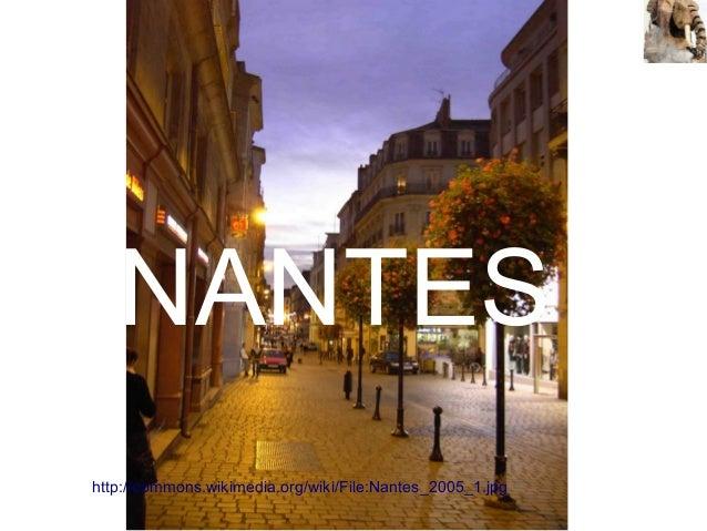 NANTES http://commons.wikimedia.org/wiki/File:Nantes_2005_1.jpg ANDREW TAVENNER Mathilda