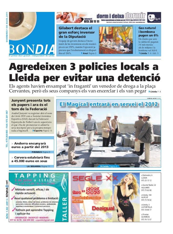 Bondia Lleida 01072011