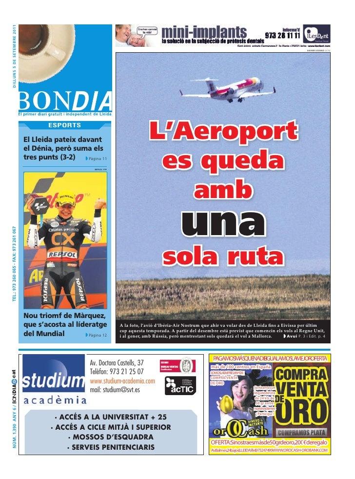 Bondia Lleida 05092011