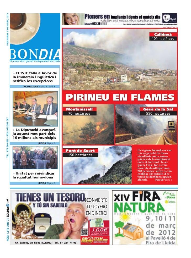 Bondia Lleida 09032012