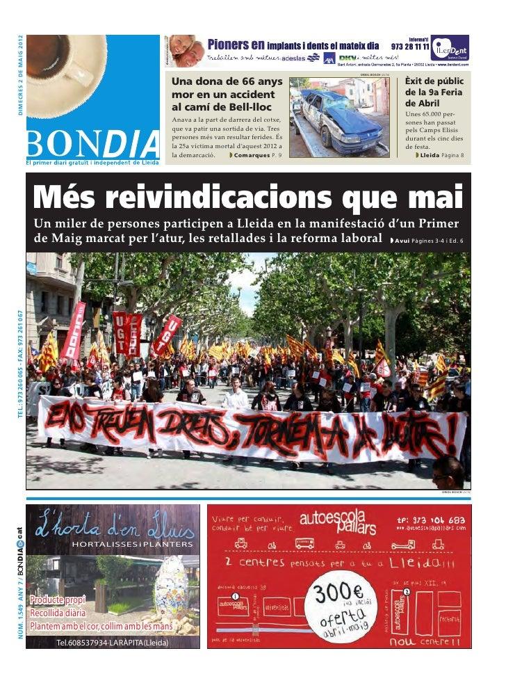 Bondia Lleida 02052012