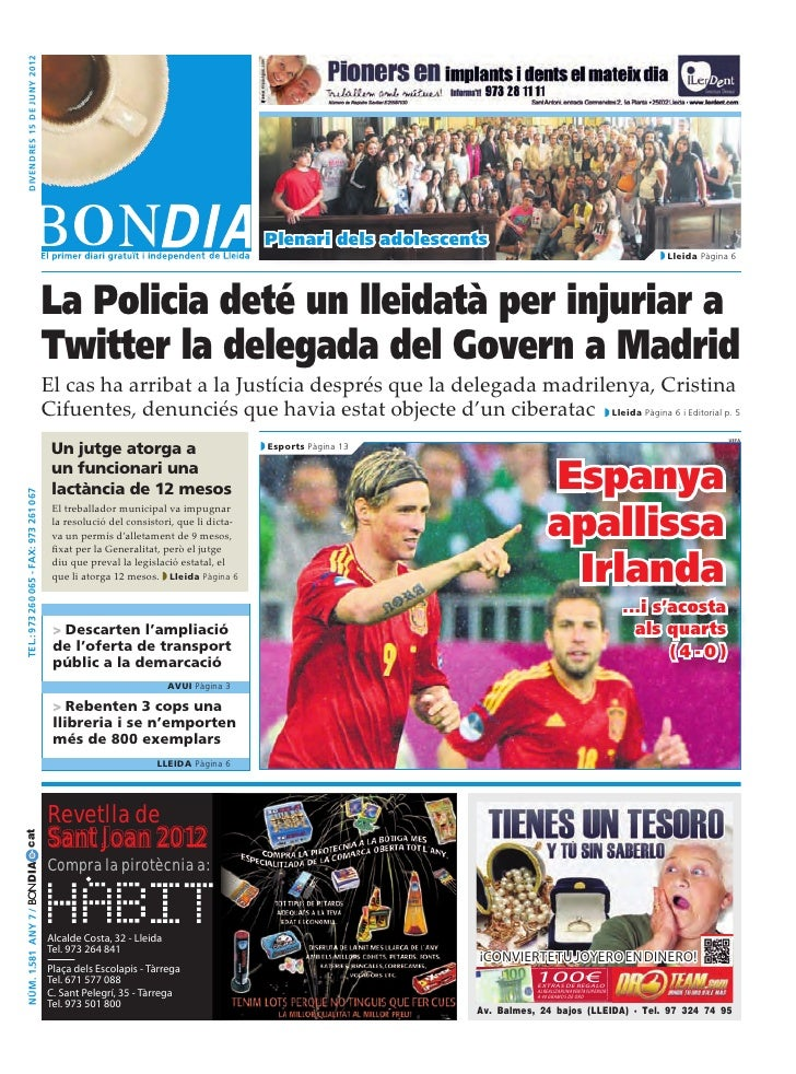 Bondia Lleida 15062012