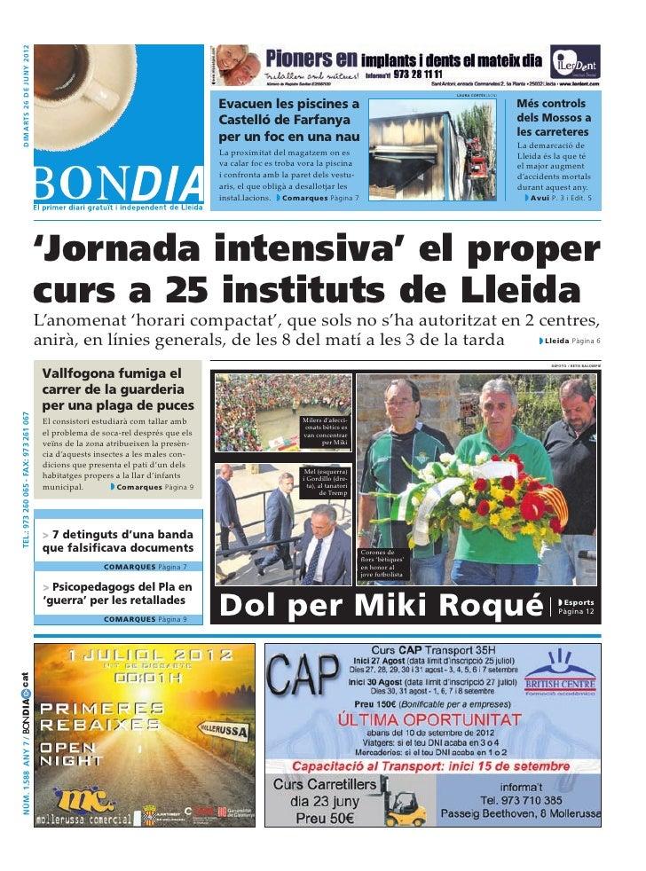 Bondia Lleida 26062012