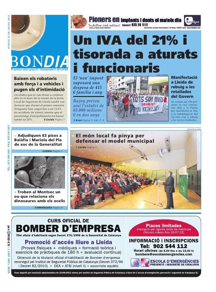 Bondia Lleida 12072012