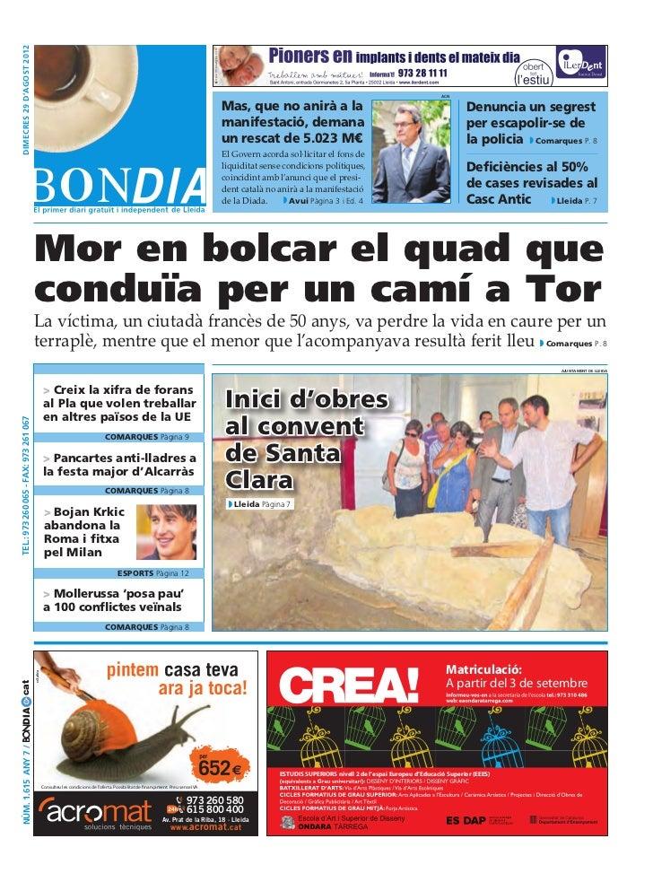 Bondia Lleida 29082012