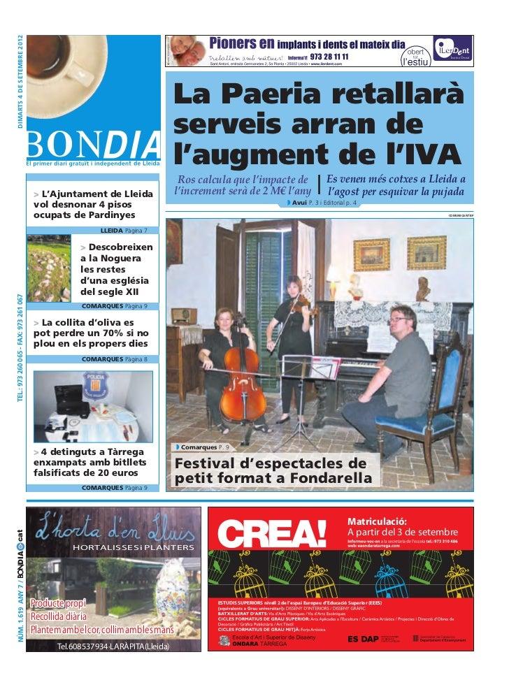 Bondia Lleida 04092012
