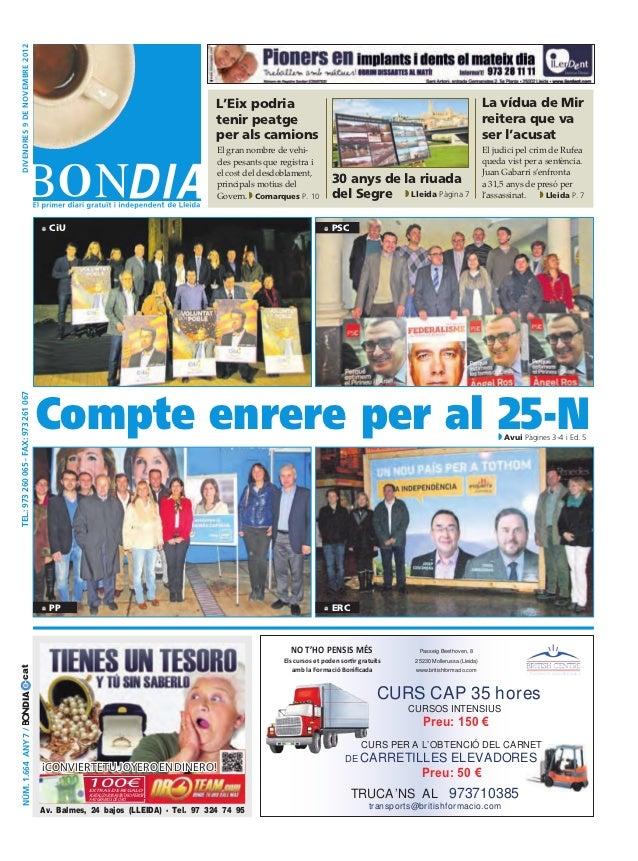 Bondia Lleida 09112012