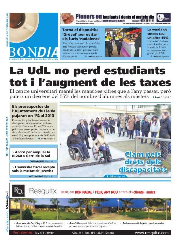 Bondia Lleida 04122012