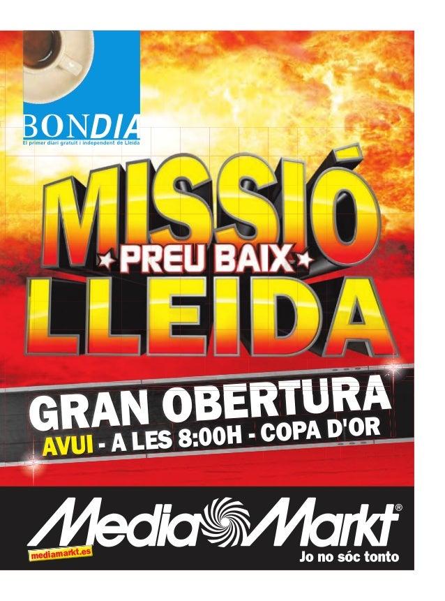Bondia Lleida 05122012
