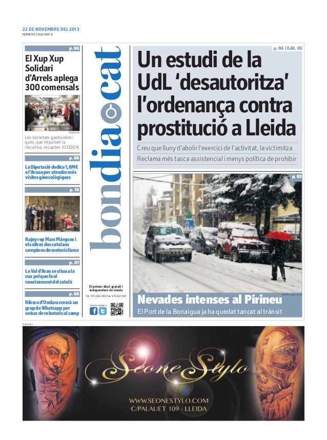 Bondia.cat 22/11/2013