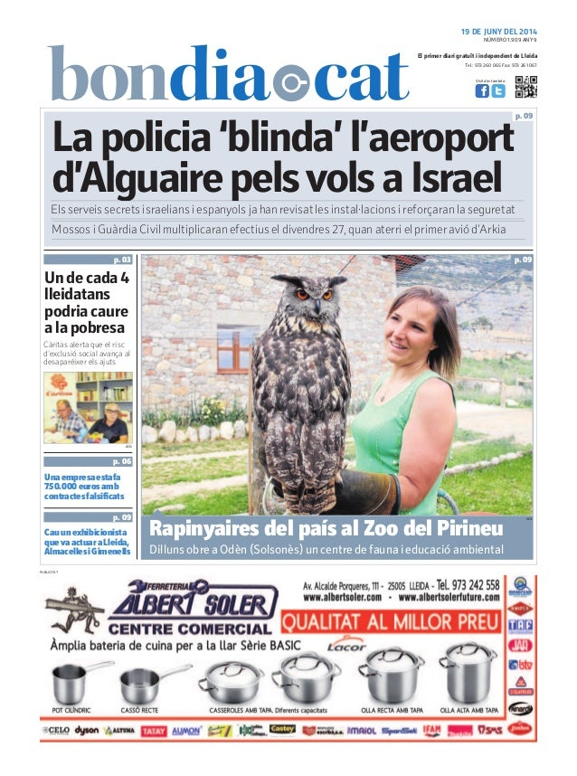 Bondia.cat 19/06/2014