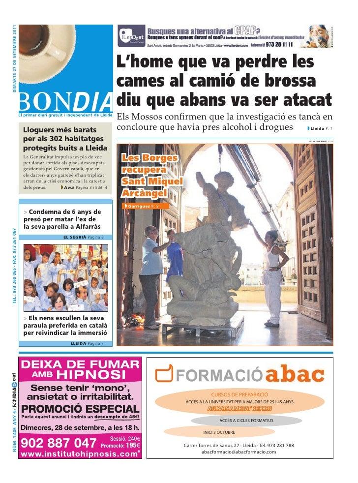 BonDia Lleida 27092011