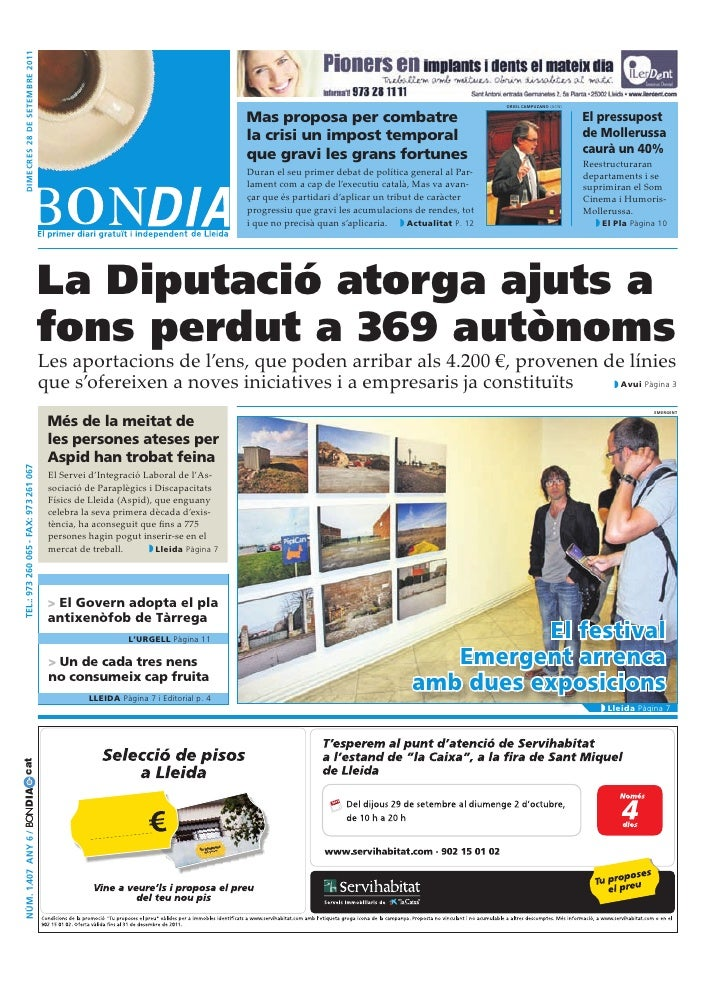 BonDia Lleida 28092011