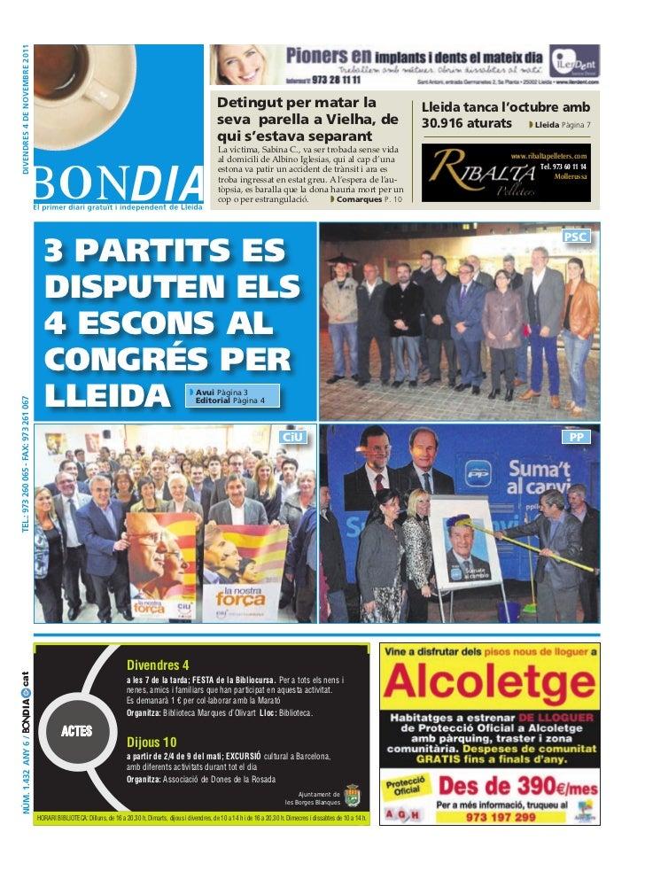 Bondia Lleida 04112011