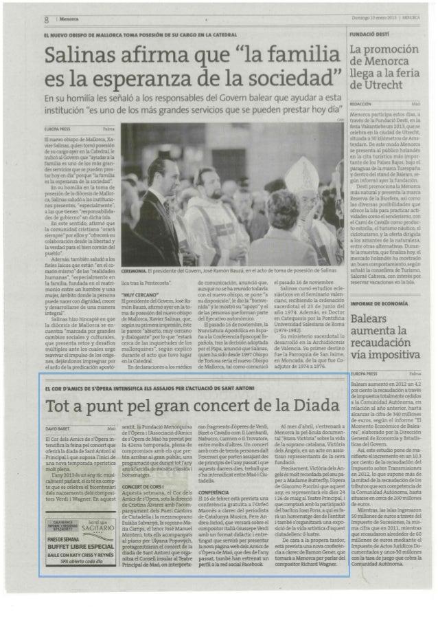 Concert Cor Amics Opera de Mao