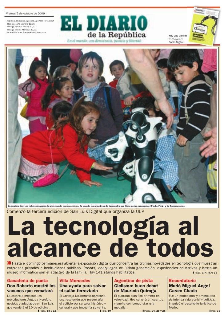 Diario La República (San Luis)