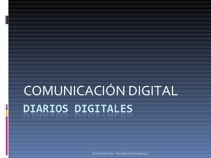 Diarios Digitales Clase3