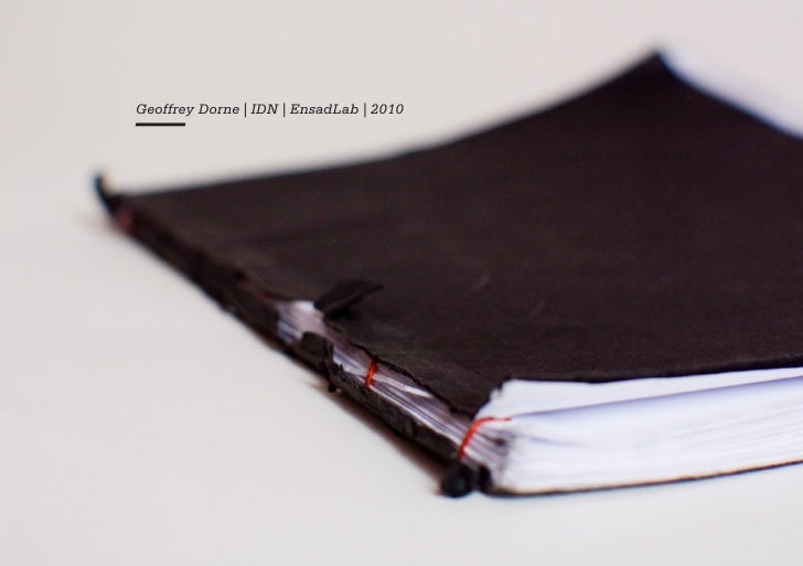 —Geoffrey Dorne | IDN | EnsadLab | 2010