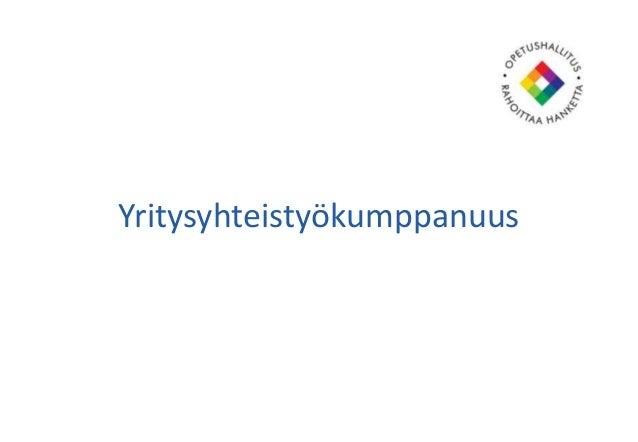 Diat yritysyhteistyomalli 10.3.2014